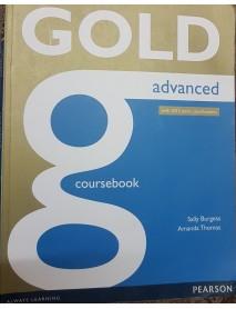 Gold advanced coursebook . Учебник по английски език