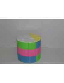 Кубче Рубик с овална форма