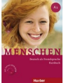 Menschen A1 Kursbuch- Учебник по немски ези A1