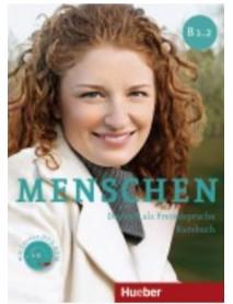 Menschen B1.2 Kursbuch- Учебник по немски ези B1.2