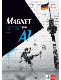 Magnet smart A1 band 1  lehrbuch - Учебник по немски език