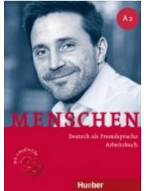 Menschen A2 Arbeitsbuch- Учебна тетрадка по немски език