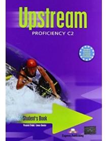 Upstream  Profiency C2 student`s book. Учебник по английски език