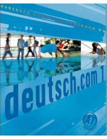 deutsch.com 1- Учебник по немски език ниво А1