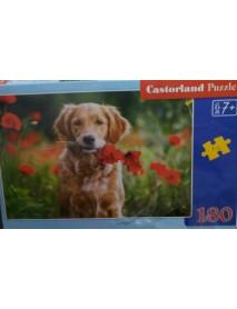 Пъзел : Куче 180 елемента
