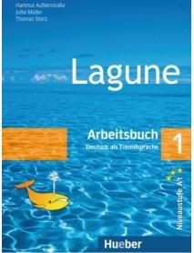 Lagune 1 Arbeitsbuch- Учебна тетрадка по немски език, ниво А1