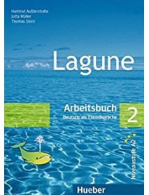 Lagune 2 Arbeitsbuch- Учебна тетрадка по немски език, ниво А2