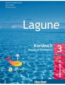 Lagune 3 Kursbuch- Учебник по немски език 3.част ниво B1