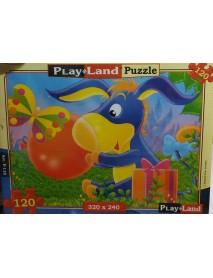 Пъзел : Детски 120 елемента
