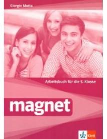 Magnet 5.Klasse - Arbeitsbuch+Audio CD . Учебна тетрадка за 5. клас по немски език