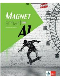 Magnet smart A1 band 2  Arbeitsbuch mit Audio CD - Учебна тетрадка по немски език