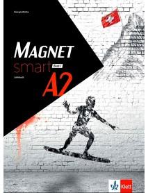 Magnet smart A2 band 1  lehrbuch - Учебник по немски език