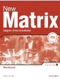 new Matrix upper-intermediate workbook- Учебна тетрадка по английски език