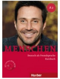 Menschen A2 Kursbuch- Учебник по немски ези A2