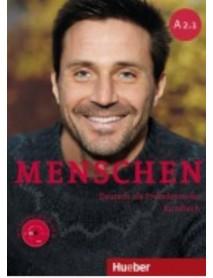 Menschen A2.1 Kursbuch- Учебник по немски ези A2.1