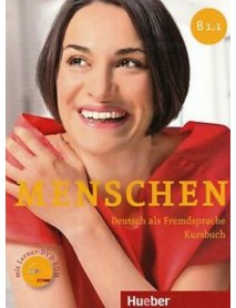 Menschen B1.1  Kursbuch- Учебник по немски език