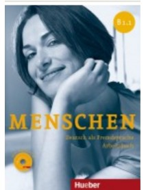 Menschen B1.1 Arbeitsbuch- Учебна тетрадка по немски език