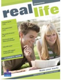 Real life Elementary Student`s book - Учебник по английски език Real life ниво: Elementary