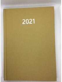 Бележник с дати 14х20 , 168 листа слонова кост