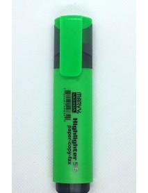 Текст маркер за подчертаване Marvy Uchida-цвят зелен