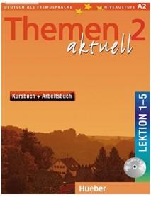 Themen aktuell 2 lektion 1-5 kursbuch+ Arbeitsbuch